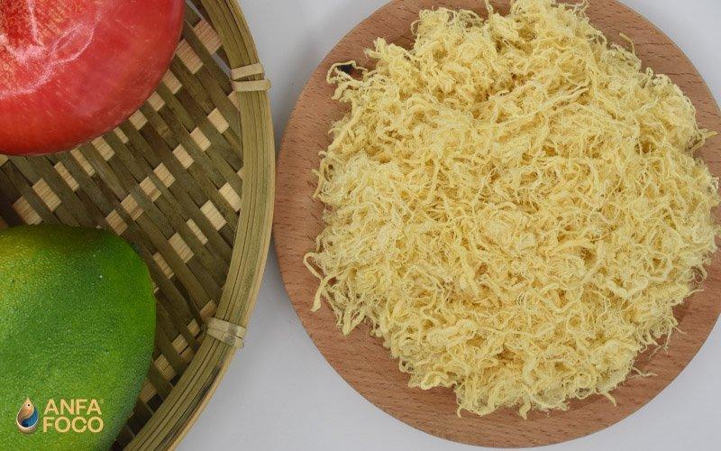 Chà bông gà sản xuất bánh mỳ tươi chất lượng