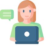 Icon viết blog kiếm tiền